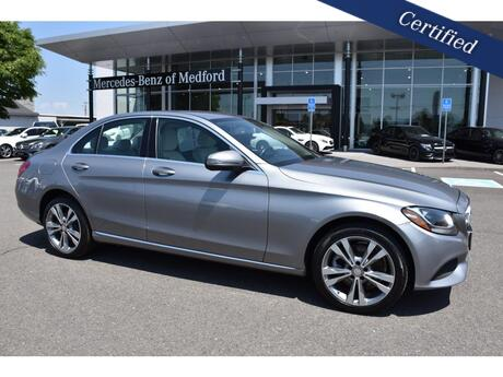 2016 Mercedes-Benz C-Class 300 4MATIC® Sedan Medford OR