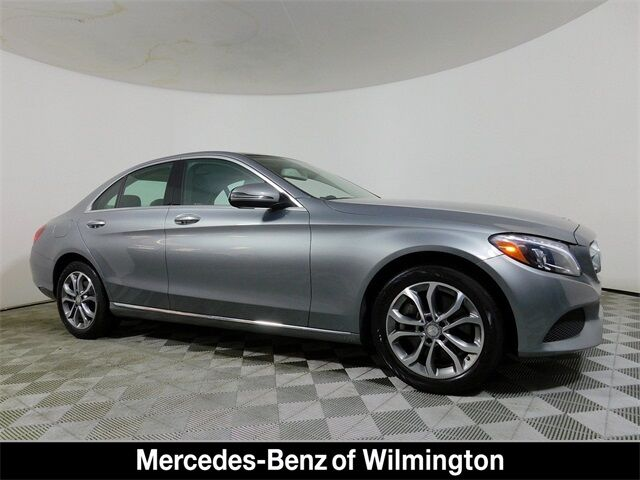 2016 Mercedes-Benz C-Class 300 4MATIC® Sedan Wilmington DE
