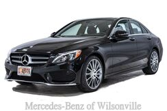 2016_Mercedes-Benz_C-Class_300 4MATIC® Sedan_ Portland OR