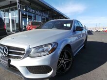 2016_Mercedes-Benz_C-Class_300 4MATIC® Sedan_ Yakima WA
