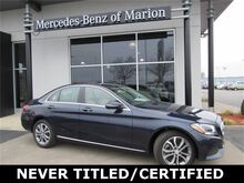 2016_Mercedes-Benz_C-Class_300 4MATIC® Sedan_ Marion IL