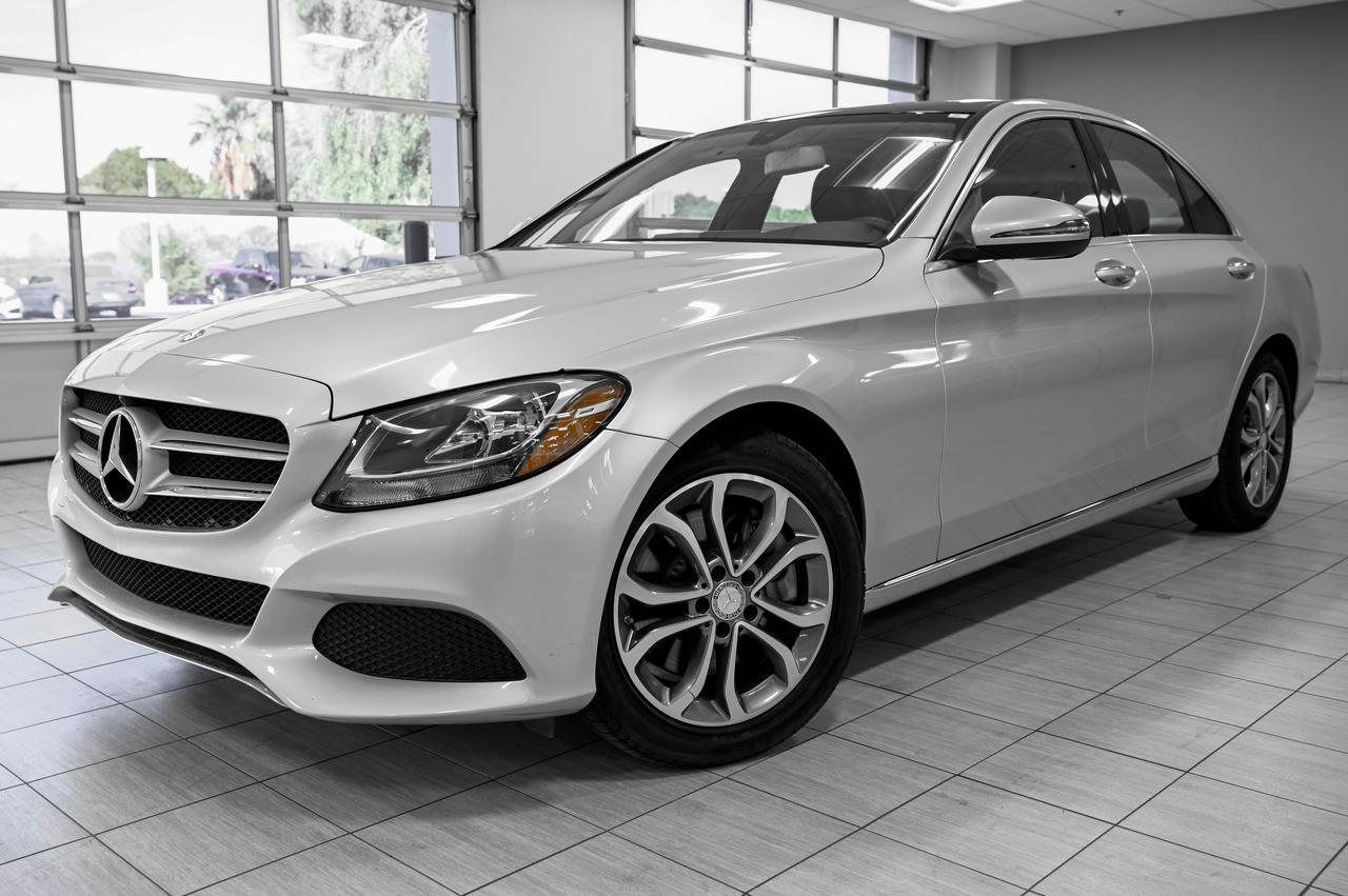 2016 Mercedes-Benz C-Class 300 Sedan