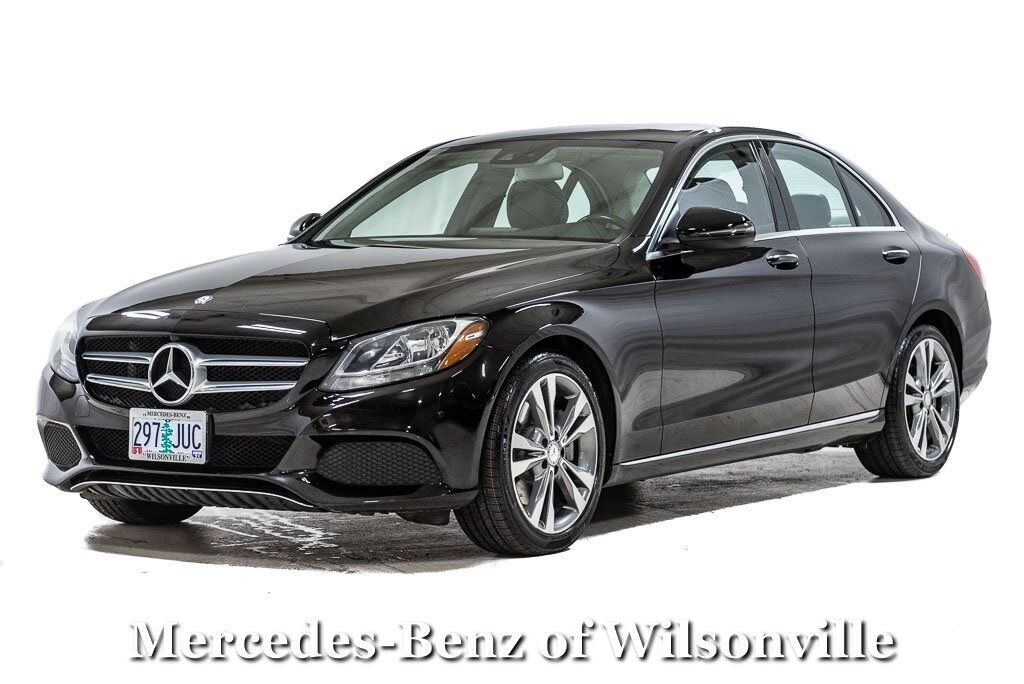 2016 Mercedes-Benz C-Class 300 Sedan Wilsonville OR