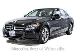 2016_Mercedes-Benz_C-Class_300 Sedan_ Portland OR