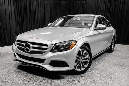 2016_Mercedes-Benz_C-Class_300 Sedan_ Peoria AZ