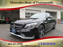 2016_Mercedes-Benz_C-Class_450 4MATIC® Sedan_ Greenland NH