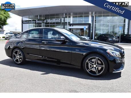 2016_Mercedes-Benz_C-Class_450 4MATIC® Sedan_ Medford OR