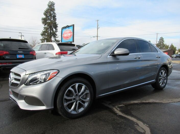 2016 Mercedes-Benz C-Class 4dr Sdn C 300 Luxury 4MATIC Bend OR
