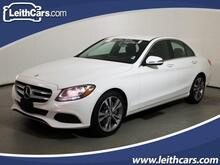 2016_Mercedes-Benz_C-Class_4dr Sdn C 300 RWD_ Cary NC