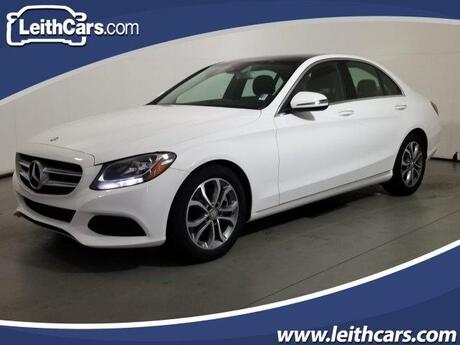 2016 Mercedes-Benz C-Class 4dr Sdn C 300 RWD Cary NC