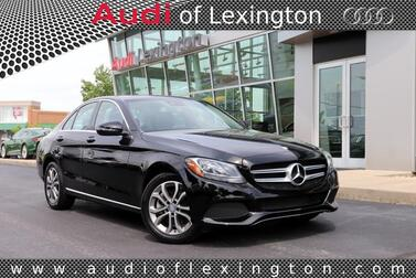 2016_Mercedes-Benz_C-Class_4dr Sdn C 300 Sport 4MATIC®_ Richmond KY
