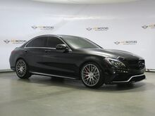 2016_Mercedes-Benz_C-Class_AMG C 63 S_ Houston TX