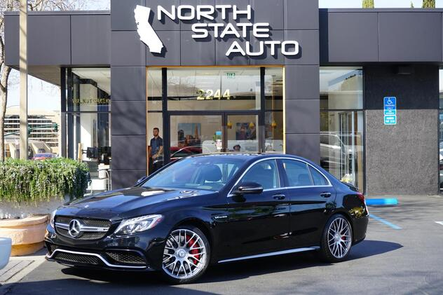 2016_Mercedes-Benz_C-Class_AMG C 63 S_ Walnut Creek CA