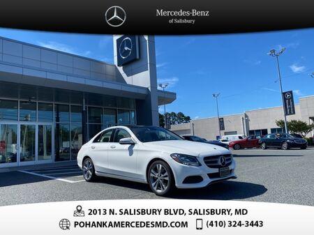 2016_Mercedes-Benz_C-Class_C 300 ** GUARANTEED FINANCING **_ Salisbury MD