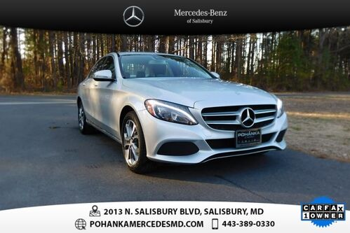 2016_Mercedes-Benz_C-Class_C 300 ** MB CPO EVENT-2FREE PMT CREDITS UP TO $1,500  **_ Salisbury MD