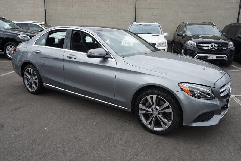 2016 Mercedes-Benz C-Class C 300 (01/16) MULTIMEDIA WITH NAVIGATION SYSTEM