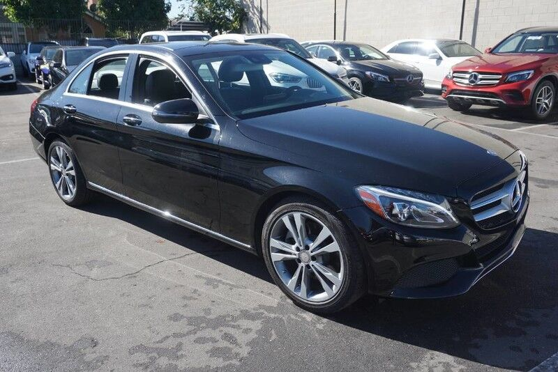 2016 Mercedes-Benz C-Class C 300 (03/16) PANORAMA ROOF/ MULTIMEDIA WITH NAVIGATION SYSTEM/ P02/ 18', Monterey Park CA