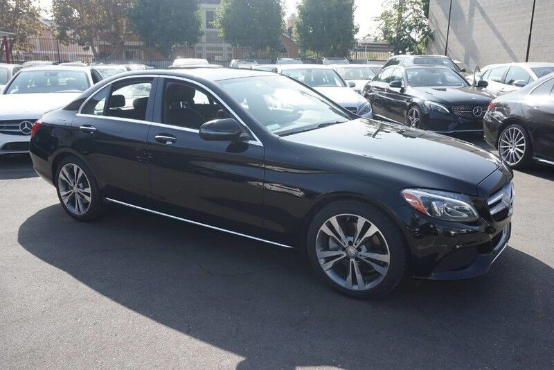 2016 Mercedes-Benz C-Class C 300 (04/16) MULTIMEDIA WITH NAVIGATION SYSTEM Monterey Park CA