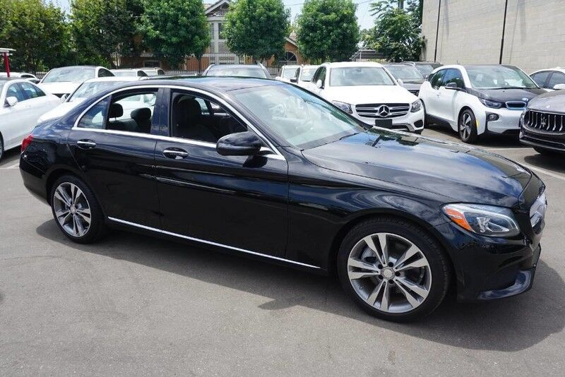 2016 Mercedes-Benz C-Class C 300 (06/16) MULTIMEDIA WITH NAVIGATION SYSTEM Monterey Park CA
