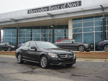 2016_Mercedes-Benz_C-Class_C 300 4MATIC®_  Novi MI