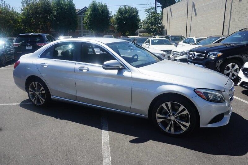 2016 Mercedes-Benz C-Class C 300 4MATIC (05/16) MULTIMEDIA WITH NAVIGATION SYSTEM Monterey Park CA