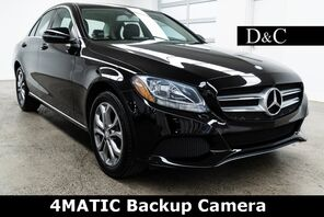 2016_Mercedes-Benz_C-Class_C 300 4MATIC Backup Camera_ Portland OR