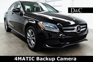 2016 Mercedes-Benz C-Class C 300 4MATIC Backup Camera