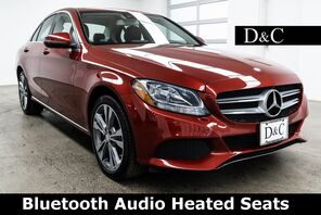 2016_Mercedes-Benz_C-Class_C 300 4MATIC Bluetooth Audio Heated Seats_ Portland OR