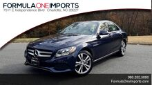 2016_Mercedes-Benz_C-Class_C 300 4MATIC / PREM / BSA / PANO-ROOF / HTD STS / REARVIEW_ Charlotte NC