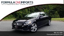 2016_Mercedes-Benz_C-Class_C 300 4MATIC / PREM PKG / NAV / SUNROOF / CAMERA / BSA_ Charlotte NC