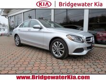 2016_Mercedes-Benz_C-Class_C 300 4MATIC Sedan,_ Bridgewater NJ
