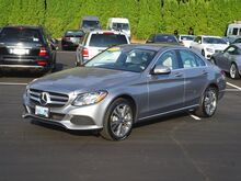 2016_Mercedes-Benz_C-Class_C 300 4MATIC® Sedan_ Salem OR