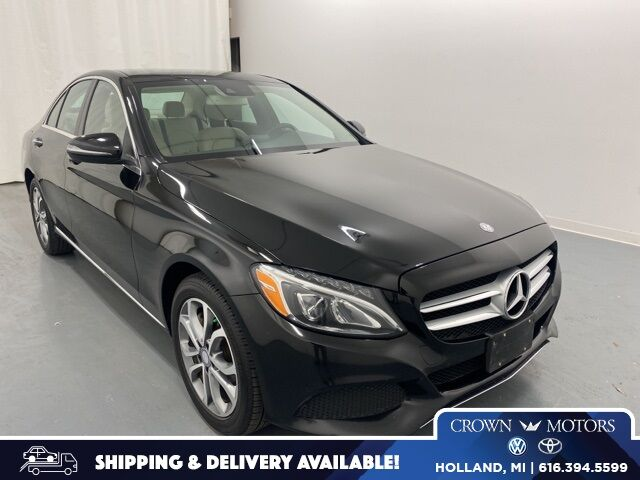 2016 Mercedes-Benz C-Class C 300 4MATIC® Holland MI