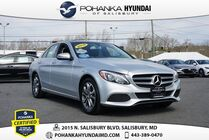 2016 Mercedes-Benz C-Class C 300 4MATIC® **ONE OWNER**