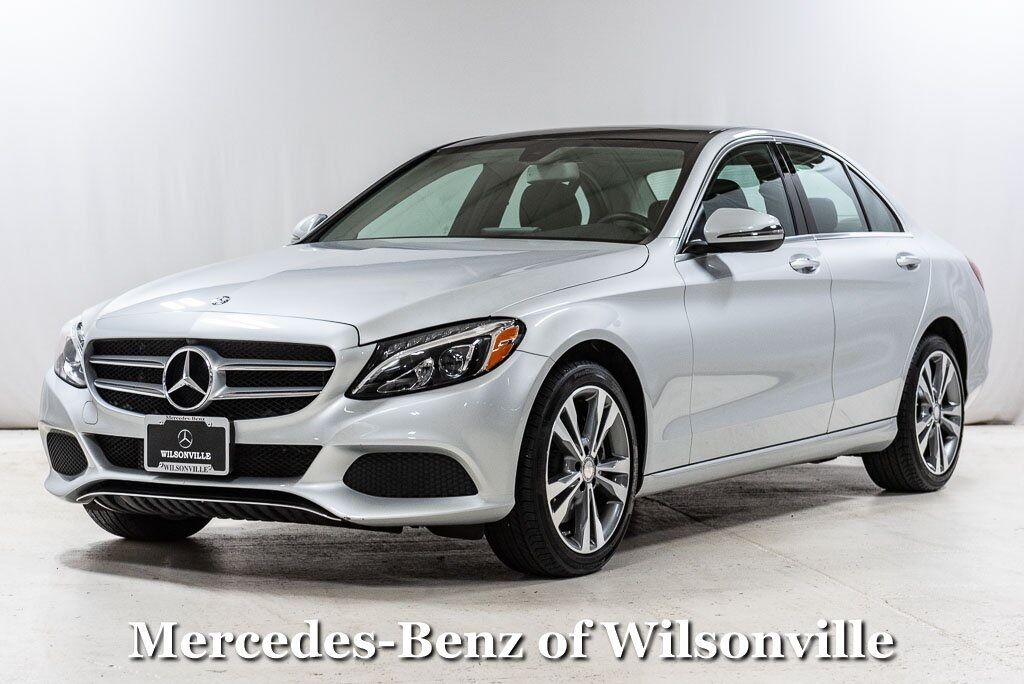 2016 Mercedes-Benz C-Class C 300 4MATIC® Sedan Wilsonville OR