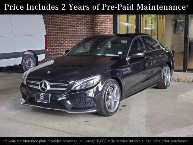 2016 Mercedes-Benz C-Class C 300 4MATIC® Sedan Morristown NJ