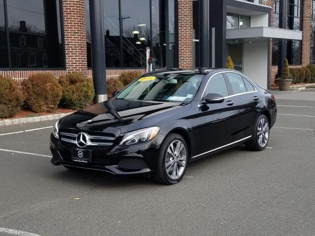 2016 Mercedes-Benz C-Class C 300 4MATIC® Sedan Morristown NJ