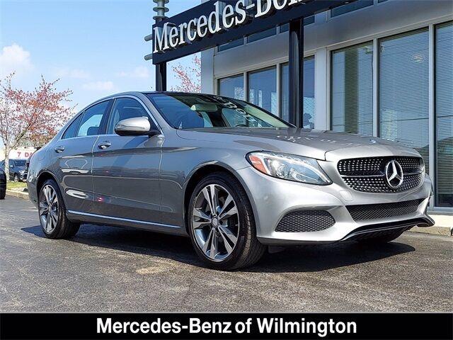 2016 Mercedes-Benz C-Class C 300 4MATIC® Sedan Wilmington DE
