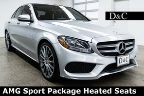 2016_Mercedes-Benz_C-Class_C 300 AMG Sport Package Heated Seats_ Portland OR