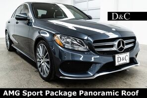 2016_Mercedes-Benz_C-Class_C 300 AMG Sport Package Panoramic Roof_ Portland OR