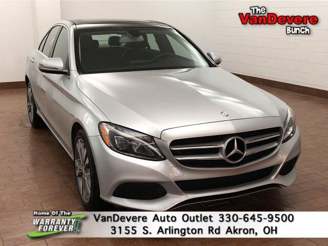 2016 Mercedes-Benz C-Class C 300 Akron OH