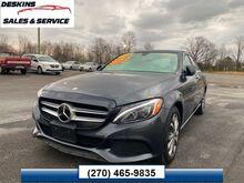 2016_Mercedes-Benz_C-Class_C 300_ Campbellsville KY