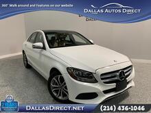 2016_Mercedes-Benz_C-Class_C 300_ Carrollton  TX