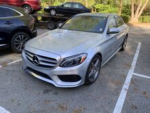 2016_Mercedes-Benz_C-Class_C 300_ Cary NC