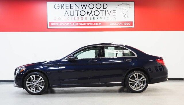 2016 Mercedes-Benz C-Class C 300 Greenwood Village CO