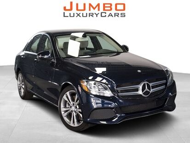 2016_Mercedes-Benz_C-Class_C 300_ Hollywood FL