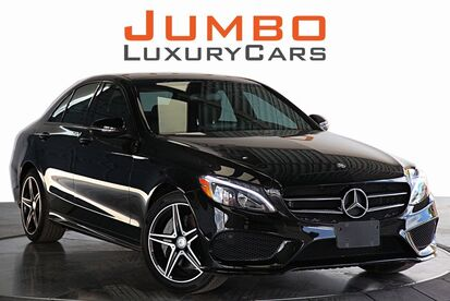 2016_Mercedes-Benz_C-Class_C 300_ Hollywood FL
