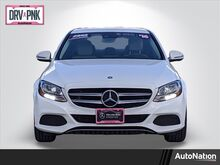 2016_Mercedes-Benz_C-Class_C 300_ Houston TX