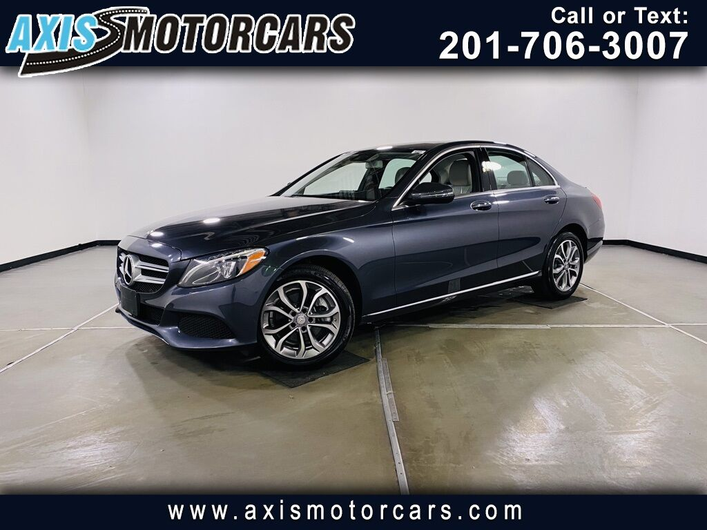 2016 Mercedes-Benz C-Class C 300 Jersey City NJ