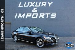 2016_Mercedes-Benz_C-Class_C 300_ Leavenworth KS